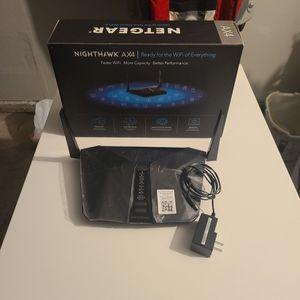 Nighthawk AX4 - 4 Stream WiFi 6 Router for Sale in Sacramento, CA