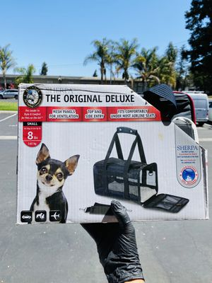 Sherpa pet carrier / small dog / cat bag, brand new for Sale in Santa Clara, CA
