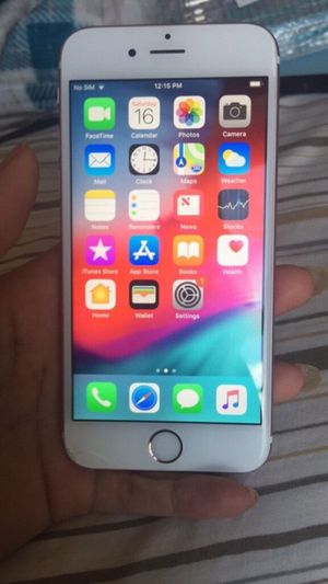 iPhone 6s SERIOUS BUYERS ONLY for Sale in Queens, NY