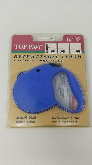 Retractable leash for small dogs 16' for Sale in San Antonio, TX