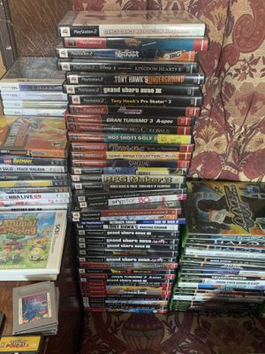 Playstation 2 games for Sale in Atherton, CA
