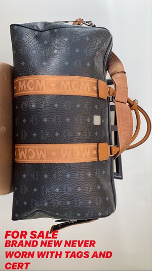 MCM Duffle Bag Dior Gucci Fendi Louis Vuitton for Sale in Oakland, CA