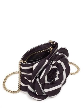 Kate Spade ♠️ Flower skipper nylon crossbody bag