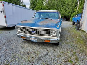 72 Chevy C10 for Sale in Bonney Lake, WA