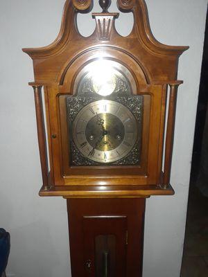 Daneker grandfather clock Germany #66 for Sale in Fresno, CA