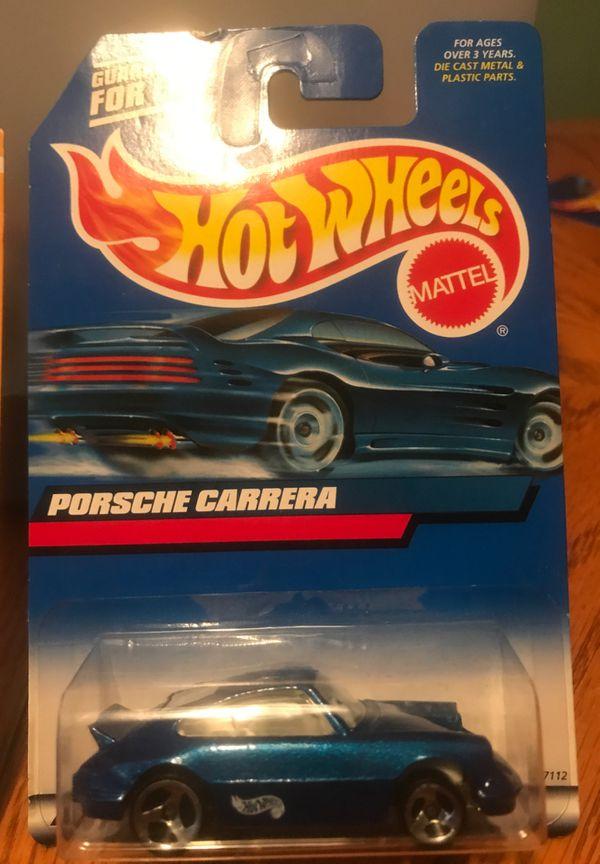 HOT WHEELS VHTF 2003 FINAL RUN SERIES PORSCHE 911 CARRERA H-220