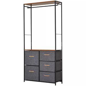 Storage Cabinet Coat Rack for Sale in Los Angeles, CA