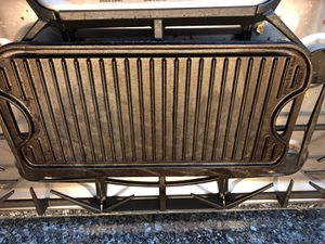 Cast iron griddle for Sale in Herndon, VA