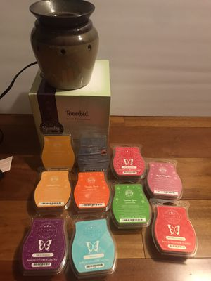 Riverbend Scentsy Wax Warmer for Sale in Henderson, NV