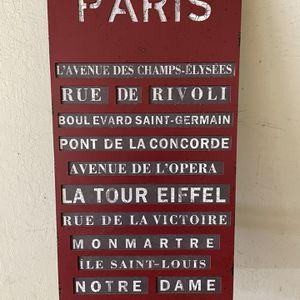 Paris Art Frame for Sale in Concord, CA
