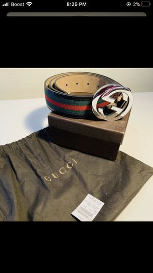 Gucci belt for Sale in Norfolk, VA