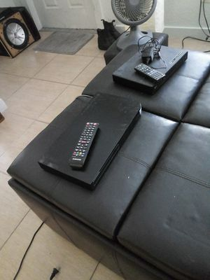2 Blue ray DVD PLAYER for Sale in N REDNGTN BCH, FL