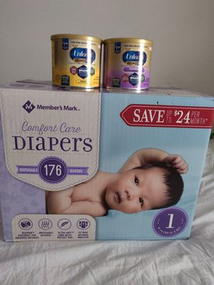 Diapers and formula for Sale in Las Vegas, NV