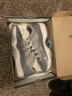 Jordan retro 11 cool greys for Sale in Benzonia, MI