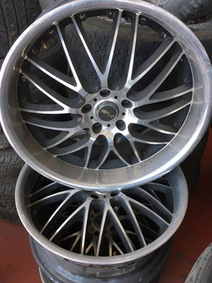 "20"" wheels $300 for Sale in Fresno, CA"