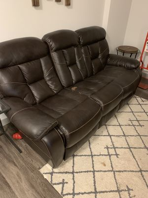 $150 must sell by 2/1/19 both recliners work. Serious inquires only for Sale in Denver, CO