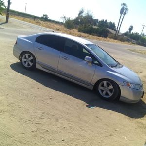 06 Civic 125k SALVAGE Trade4truck for Sale in Kingsburg, CA