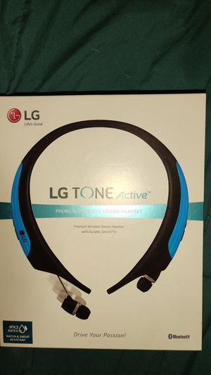 LG tone active for Sale in Portland, OR