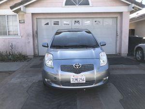2008 Toyota Yaris S for Sale in Perris, CA
