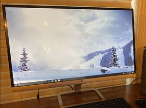 27 inch HP monitor 1080P for Sale in Houston, TX