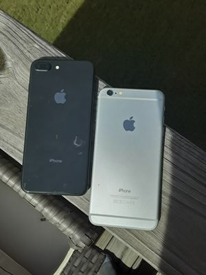 iPhone 8+ & iPhone 6+ for Sale in Loganville, GA