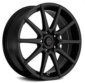 Focal 16 inch Black Satin Rims BRAND NEW for Sale in North Lauderdale, FL