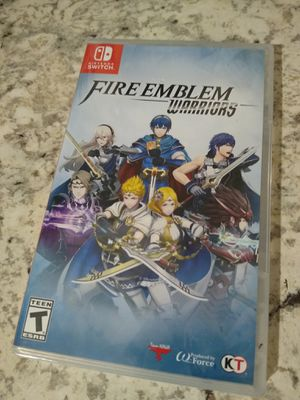 Fire emblem Nintendo switch game for Sale in Spring, TX