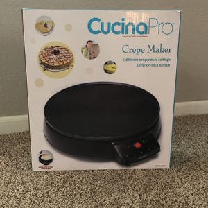 Crepe Maker for Sale in Minot, ND
