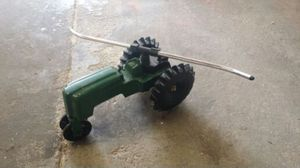 Old Cast iron Tractor garden sprinkler for Sale in Columbus, OH