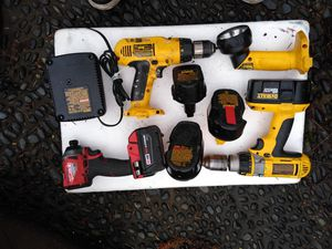 Assorted power tools for Sale in Portland, OR