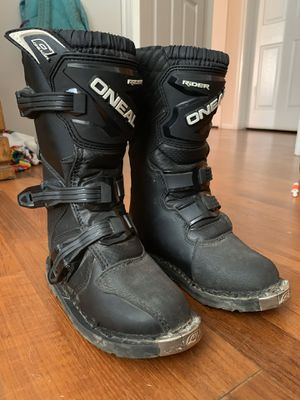 Kids Dirt bike boots for Sale in El Cajon, CA