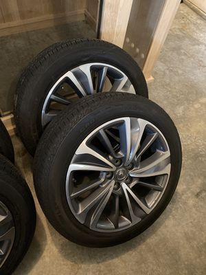 Acura MDX rims and tires for Sale in Redmond, WA