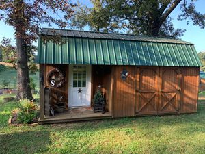 10x20 building red wood ❤️ for Sale in Pelzer, SC