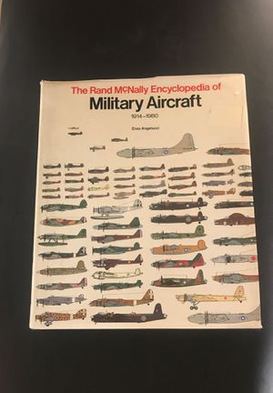 The Rand McNally Encyclopedia of Military Aircraft - Books -Collectable for Sale in Hemet, CA