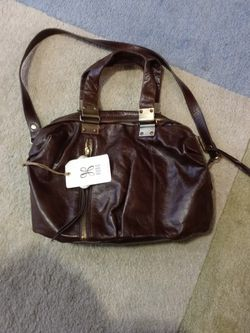 Leather Bag New With Tags for Sale in Queens,  NY