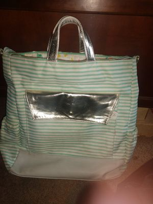 Diaper bag/ backpack (oh boy) for Sale in Chesapeake, VA