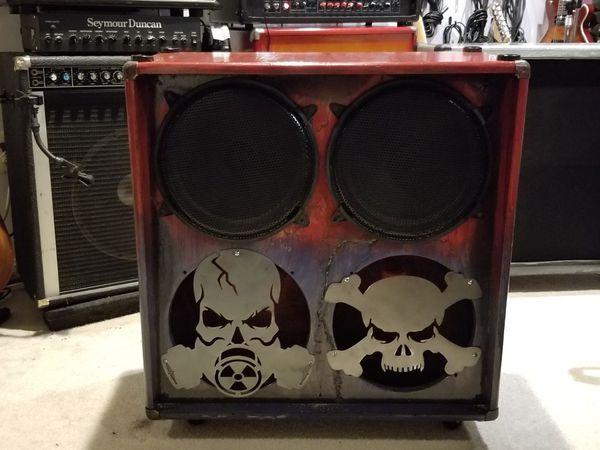 Guitar Amp Cabinet