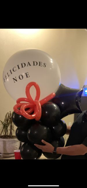 Balloons arrangement for Sale in Fontana, CA