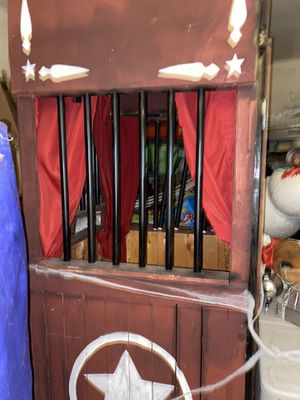 Halloween ticket booth or any event for Sale in Murrieta, CA