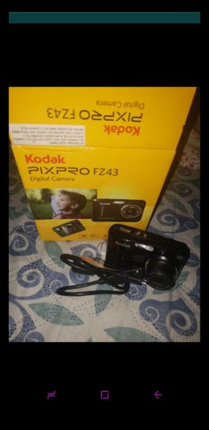 Camera Kodak PIX PRO FZ43 (Like New) for Sale in Anaheim, CA
