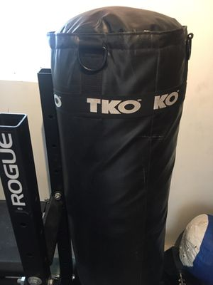 Too punching bag for Sale in Los Angeles, CA