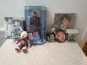Elvis collection for Sale in New Prague, MN