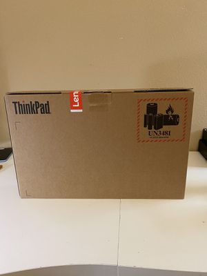 Lenovo thinkpad X1 Carbon 6th for Sale in Tampa, FL