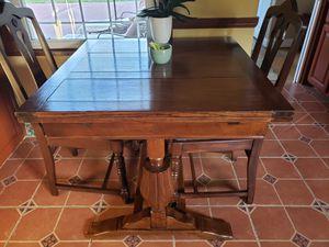 Antique English Pub Table for Sale in Chula Vista, CA