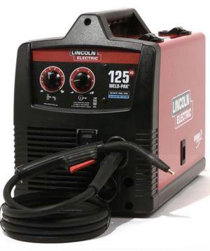 Lincoln 125 flux core mig welder for Sale in Buffalo Grove, IL