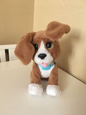 Furreal Friends chatty Charlie puppy. PLEASE READ DESCRIPTION for Sale in Henderson, NV