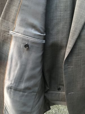 Michael Kors grey men's suit for Sale in Seattle, WA
