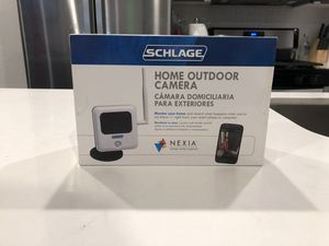 Schlage WCO100NX Home Outdoor Camera *Brand New In Box* for Sale in Los Angeles, CA