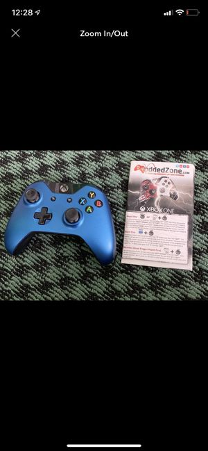 Xbox one modded controller for Sale in Bloomingdale, NJ