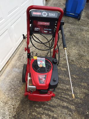 Great Running Pressure Washer Briggs Pro Series 7.75 for Sale in Washougal, WA